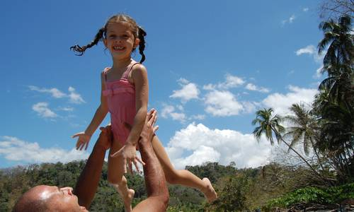 Costa Rica for family